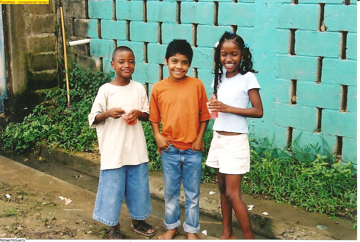 Belizean children - Belize