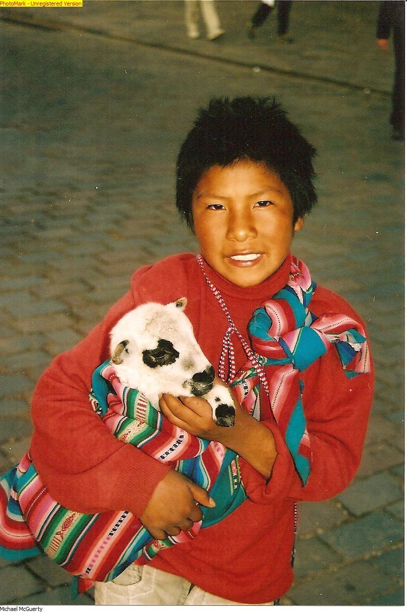 Peru Boy - Cuzco, Peru